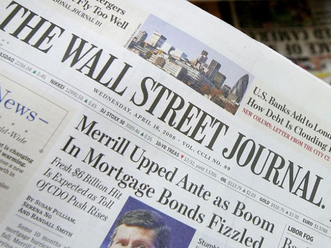 White Powder Sent to Wall Street Journal, Harvard Law