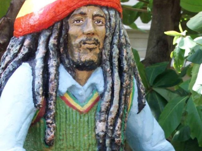 Get Up, Stand Up for a Rasta Rave