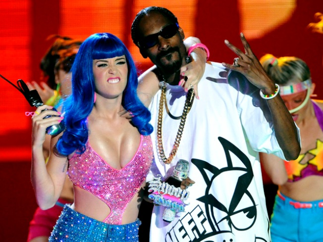 """Katy Perry's """"California Gurls"""" Under Fire from The Beach Boys"""