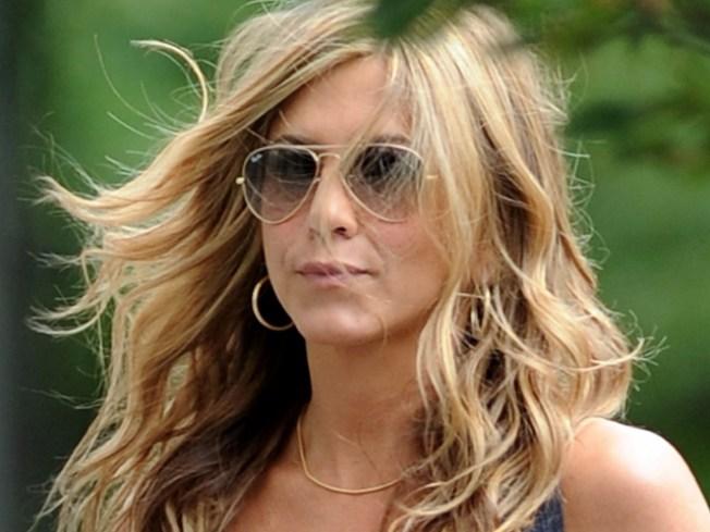 Jennifer Aniston On Co-Starring With Heidi Montag: 'That's Interesting & Fun!'