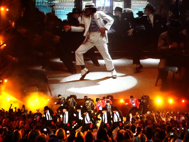 New Michael Jackson Video Released by Apple
