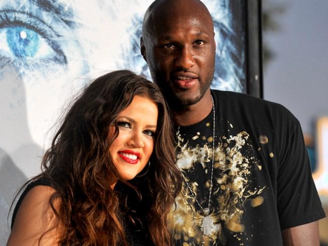 That's One Fast Break: Kardashian, Odom To Wed Sunday