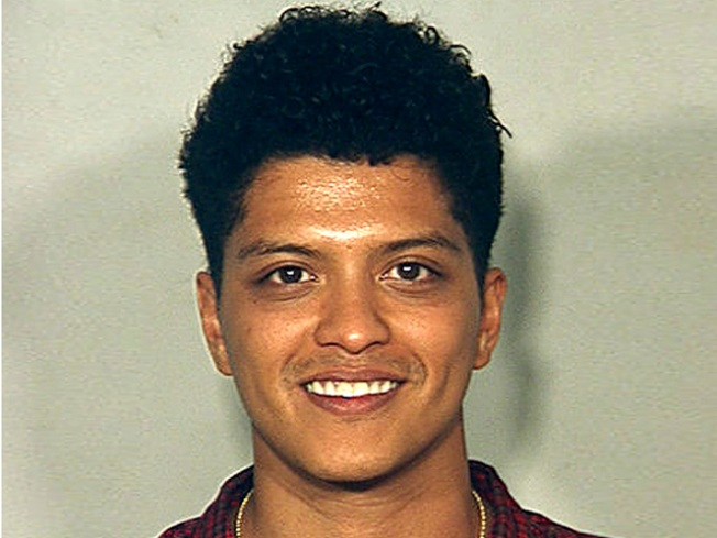 Bruno Mars Hit with Felony Cocaine Charge in Vegas