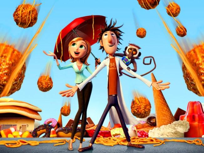 'Meatballs' Tops Movie Menu for Second Weekend