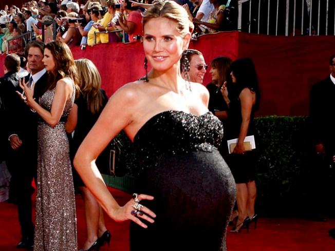 Heidi Klum and Seal Welcome Baby Girl