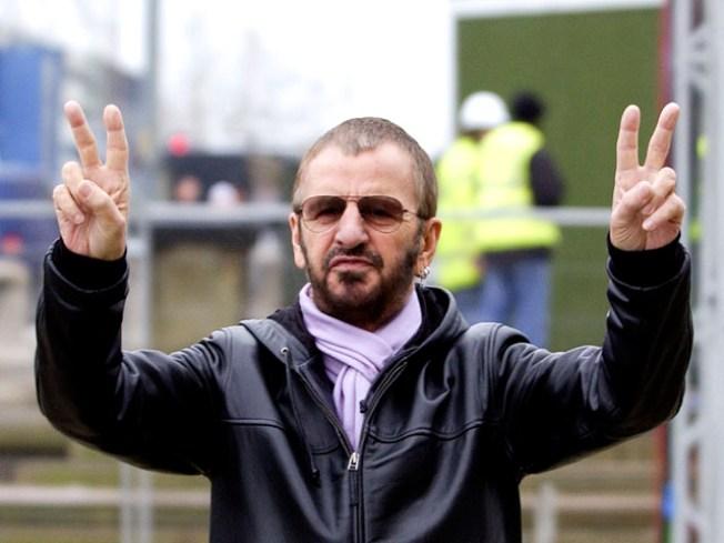 Ringo Starr: No More Fan Mail!