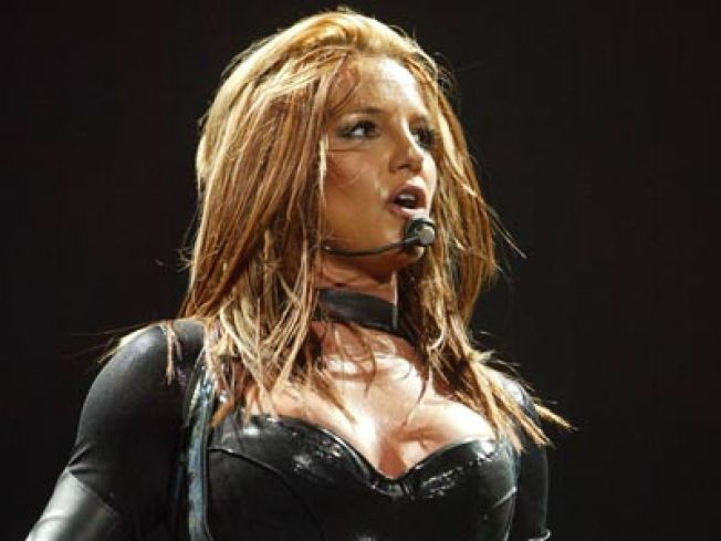 Britney's Youngest Son Hospitalized