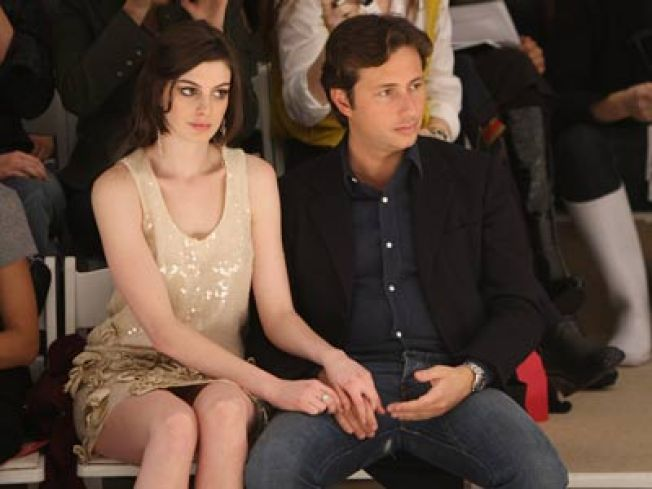 Anne Hathaway's Ex Asks For Three Years In Prison