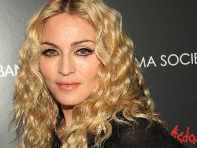 Nude Madonna Photo Sells for $37,500