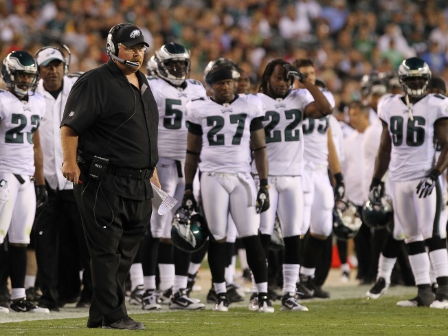 Playing the Eagles Roster Numbers Game