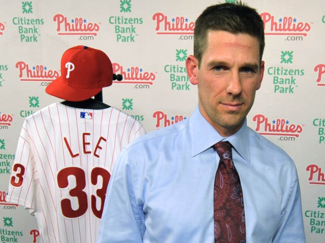 This Just in: Philly Loves Cliff Lee