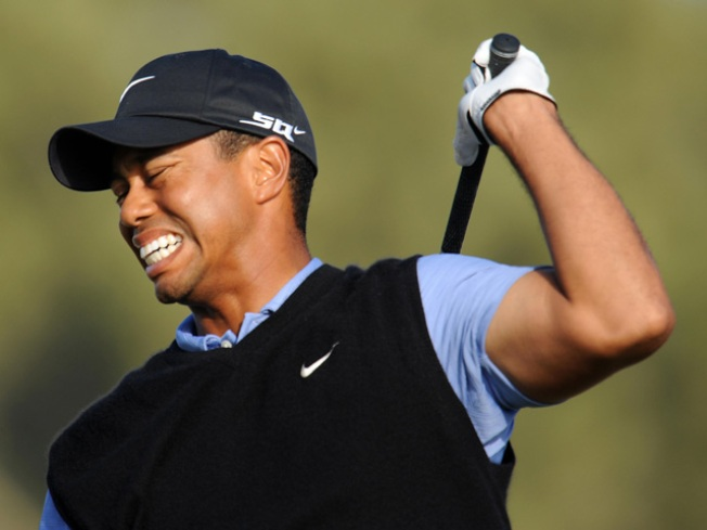 GM Axes Tiger Woods