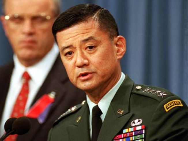 Shinseki named Veterans Affairs Secretary