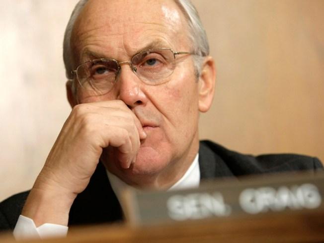 """Senator Wide Stance"" Loses Bid to Withdraw Guilty Plea"