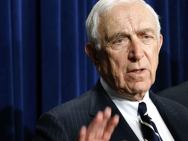 NJ Sen. Lautenberg Has Stomach Cancer