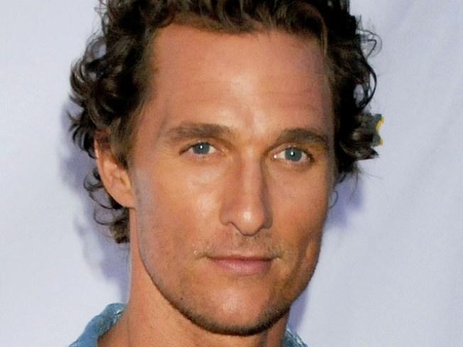 Matthew McConaughey Blogs His Travels