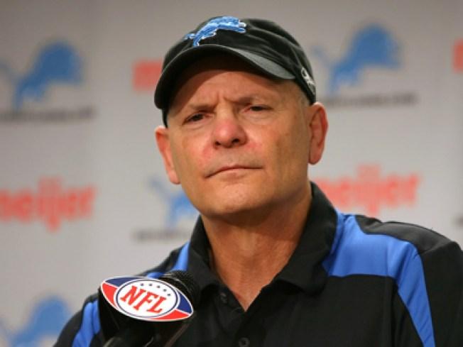 Lions Coach Roars at Sports Columnist