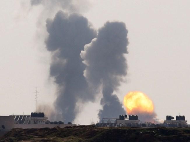 Israeli Airstrikes Kill 192 in Gaza