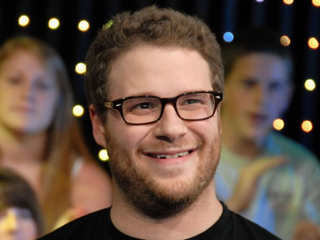 """Seth Rogen Gets Dream Role as """"Simpsons"""" Writer"""