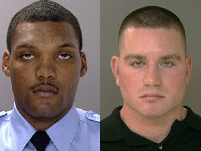 Two of Philly's Finest Behind Bars