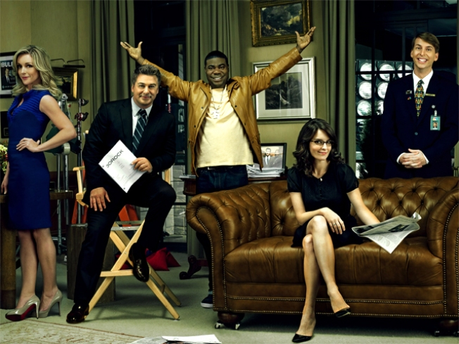 """30 Rock"" Cast Readies for First-Ever Live Episode"