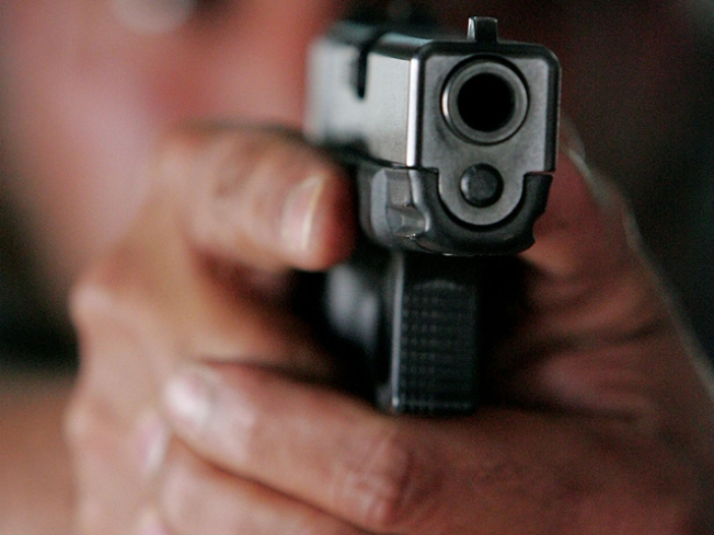Naked 91-Year-Old Man Holds Intruder at Gunpoint