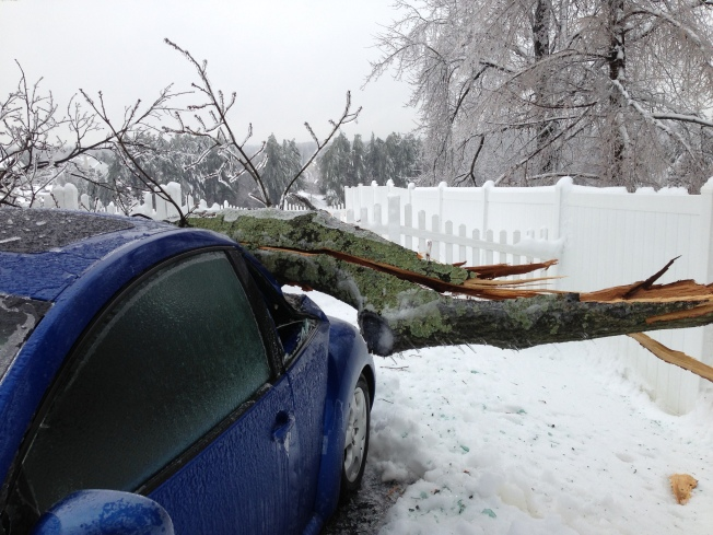 Property Damage Claims on the Rise After Snow, Ice Storms