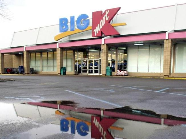Man Shoots Kmart Manager in Head