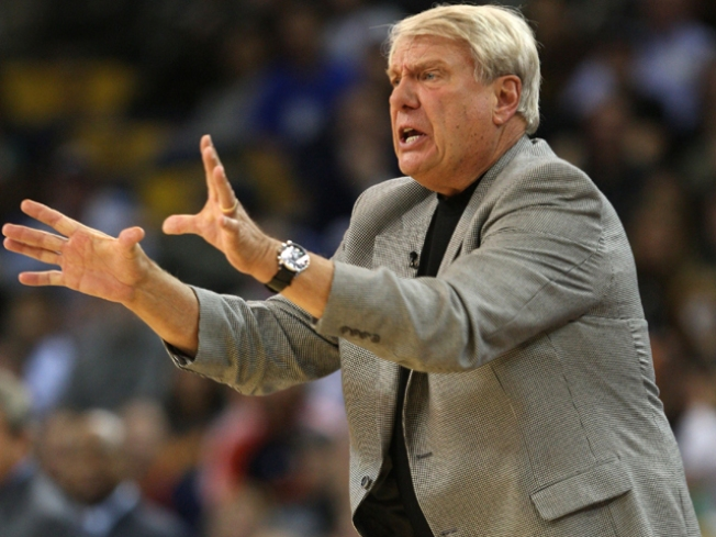 Nelson Says He'd Coach Warriors for Free