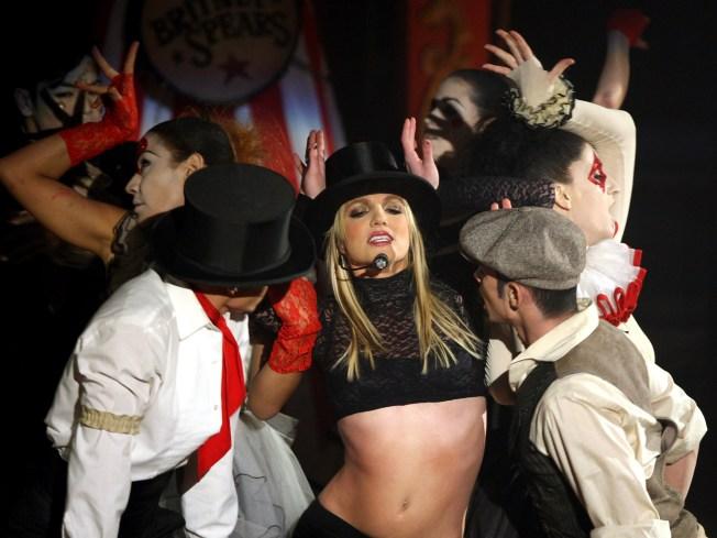 OMG! It's Britney Mania!