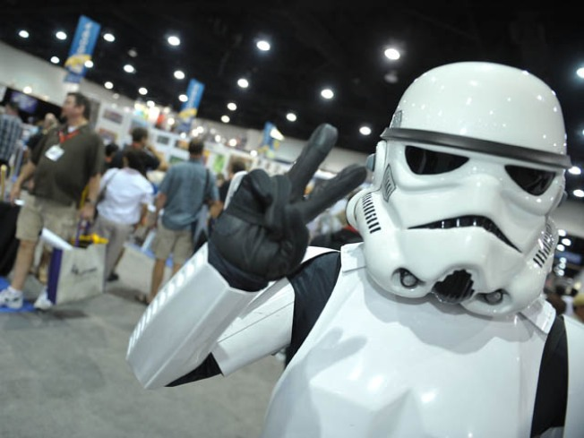 Comic Con Invades Philly