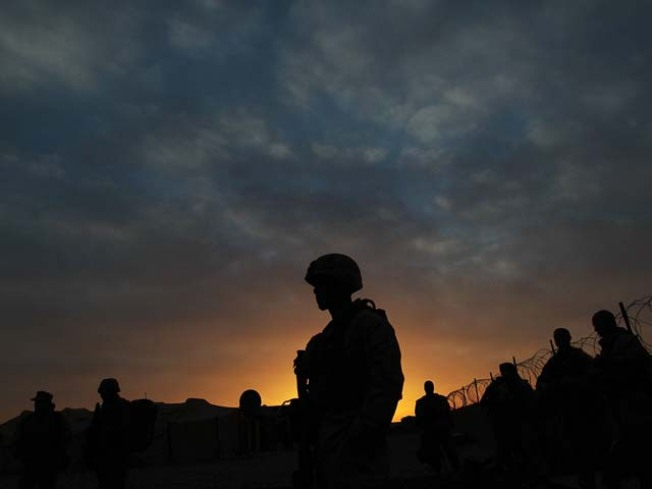 Record Number of Army Suicides in June