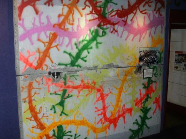 Believe It Or Not, the Berlin Wall's in A.C.