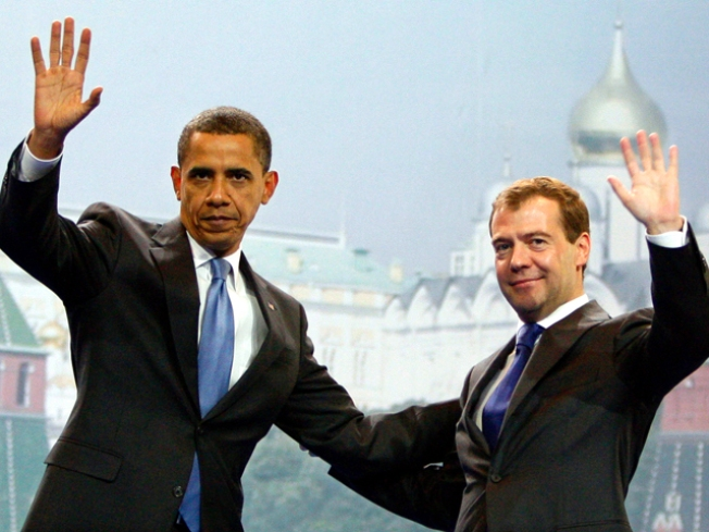 W.H. Hails Russia/Iran Breakthrough