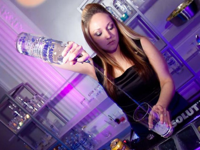 Absolut(ly) Exotic Party