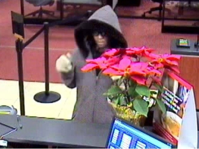 Woman Robs Allentown Bank: Police