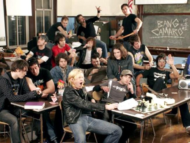 Bang Camero Makes Large Man-Bands Rock