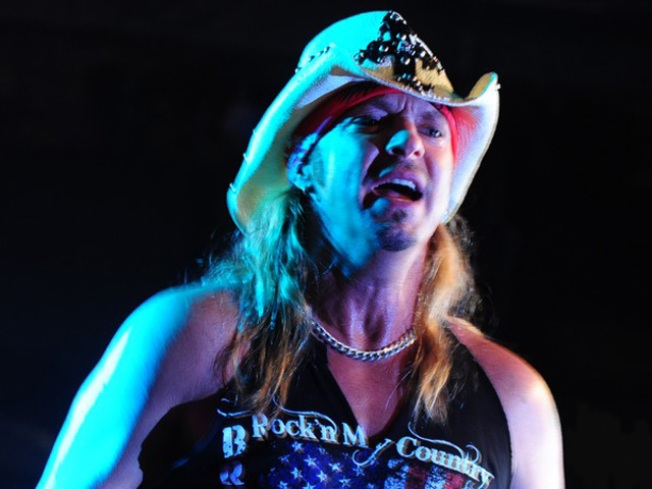 Bret Michaels Heart is With Steelers