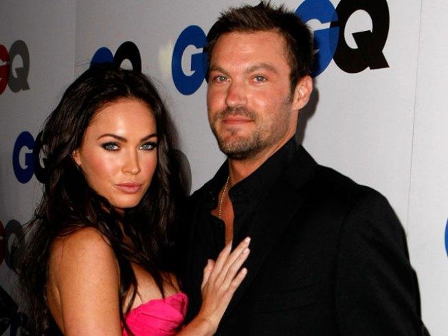 Brian Austin Green and Megan Fox Engaged Again