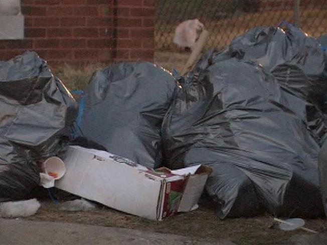 Newborn Boy Found in Trash Pile Improving