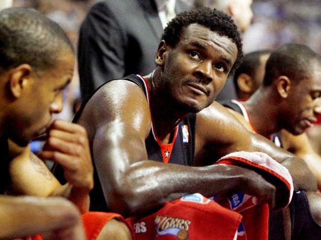 NBAers Bring Haitian Orphans to America