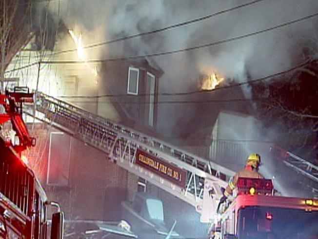 Woman Killed in Darby Fire