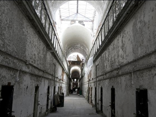 Pop-Up Exhibit Comes to Eastern State Penitentiary