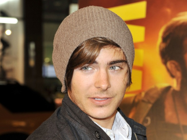 "Zac Efron: Action Movies Can Be a ""Kiss of Death"""