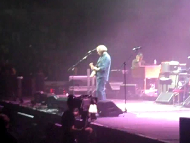 One Year of Firsts: Eric Clapton Up Close and Personal