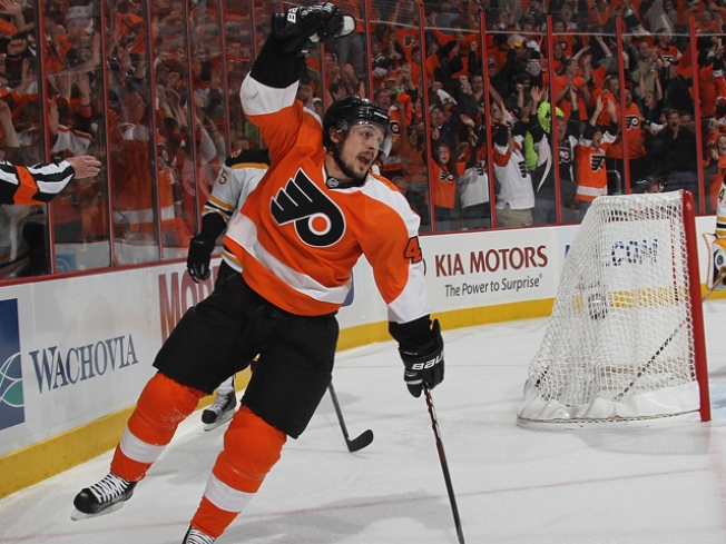 Flyers Force a Game 7