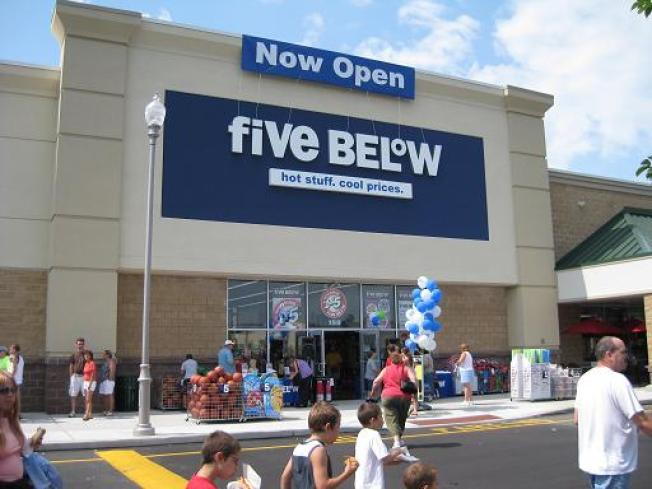 Five Below to Go Public