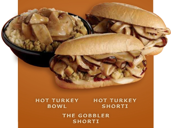 Gobble, Gobble -- Hot Turkey Is Back