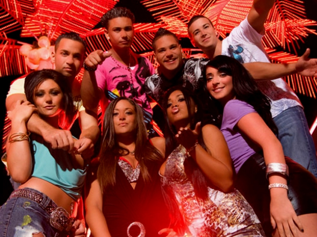"""Jersey Shore"" stars: ""We're just being ourselves"""