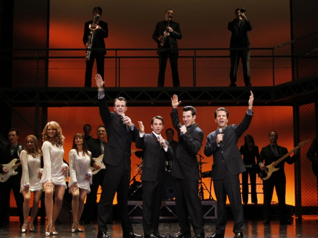"Block Party to Welcome ""Jersey Boys"""